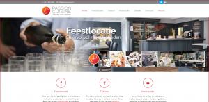 Website Passion Cuisine gemaakt door Innovata
