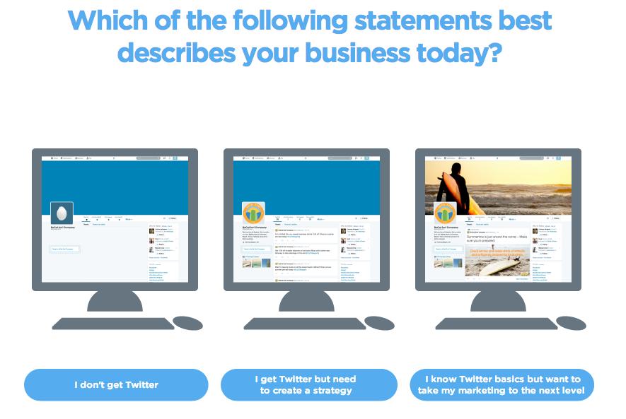 3 kennisniveaus interactieve Twitter handleiding