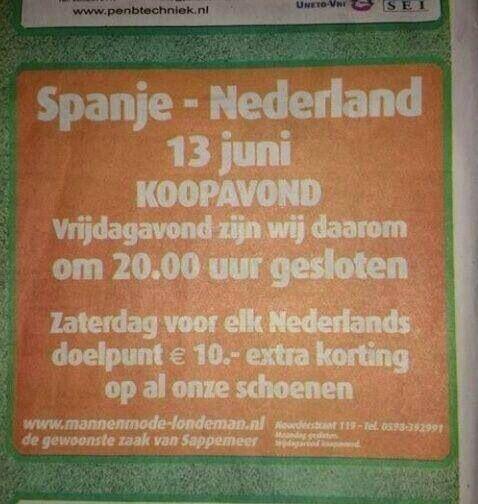 WK actie Londeman Sappemeer